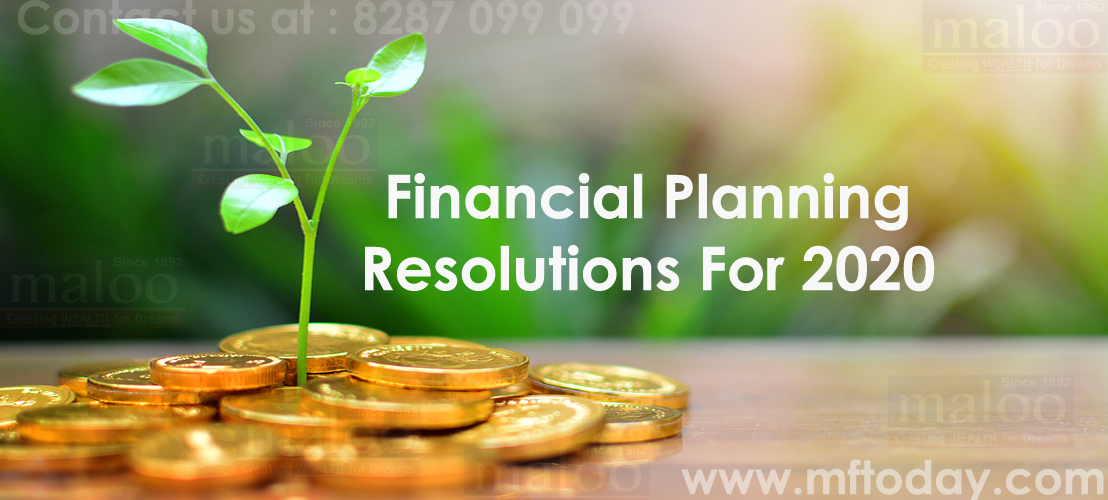 Investment resolution for 2020